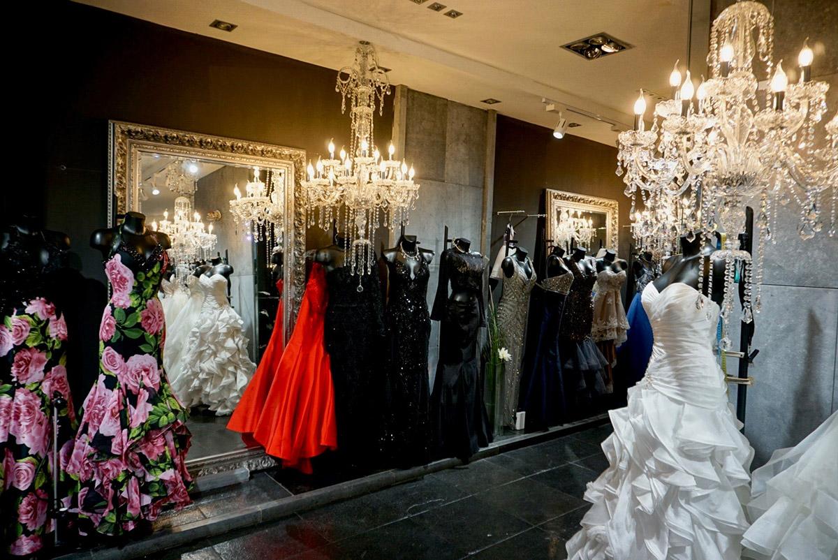 proseco et robes de mariée