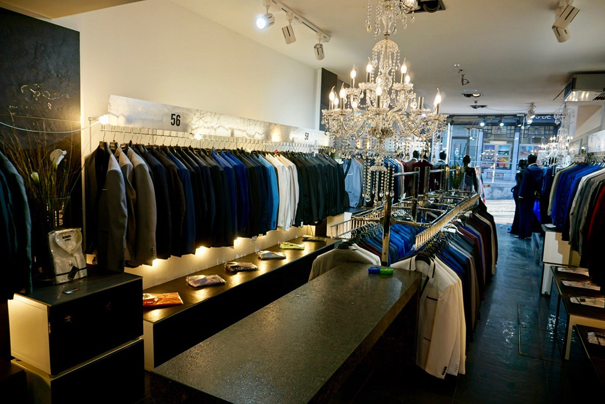 show room magasin