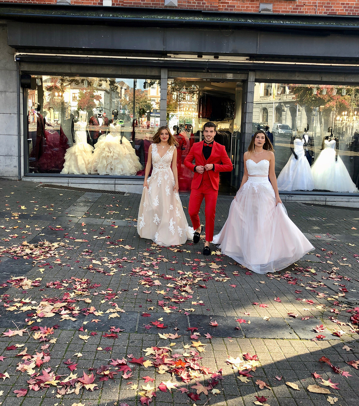 cérémonie en belgique