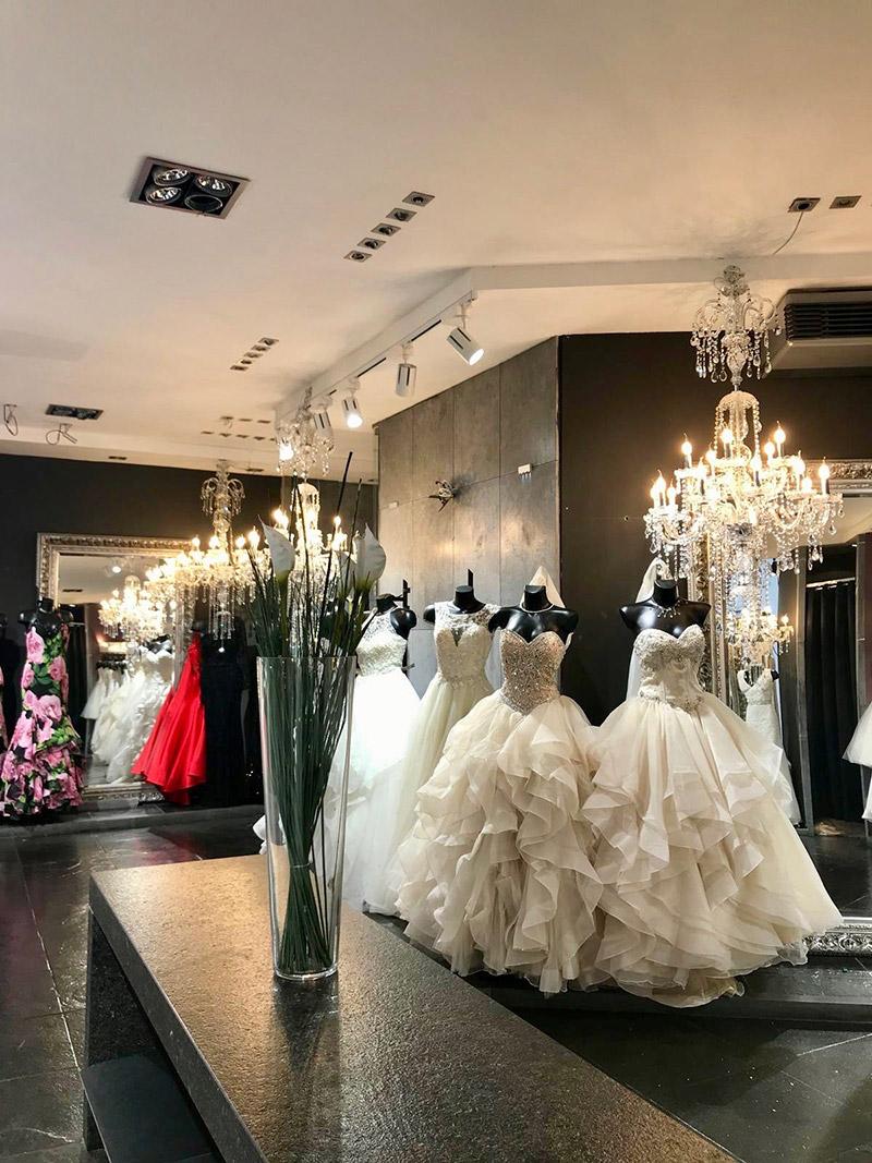 Robe de mariée - Boutique Elue N°1 en Belgique