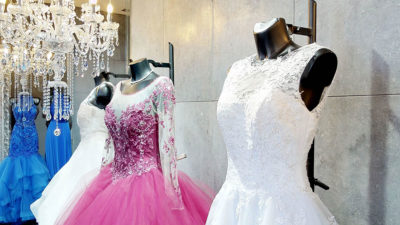 RDV robe de mariée et cérémonie