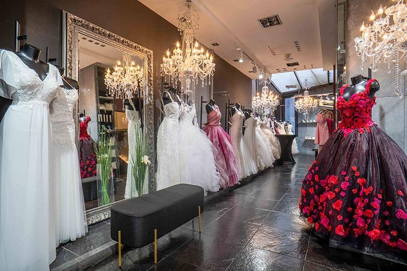Robe de mariée Anvers