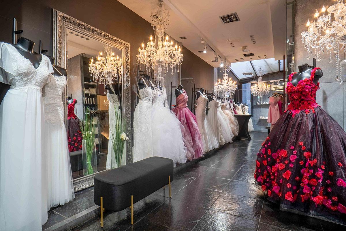 Robe de mariée Ottignies