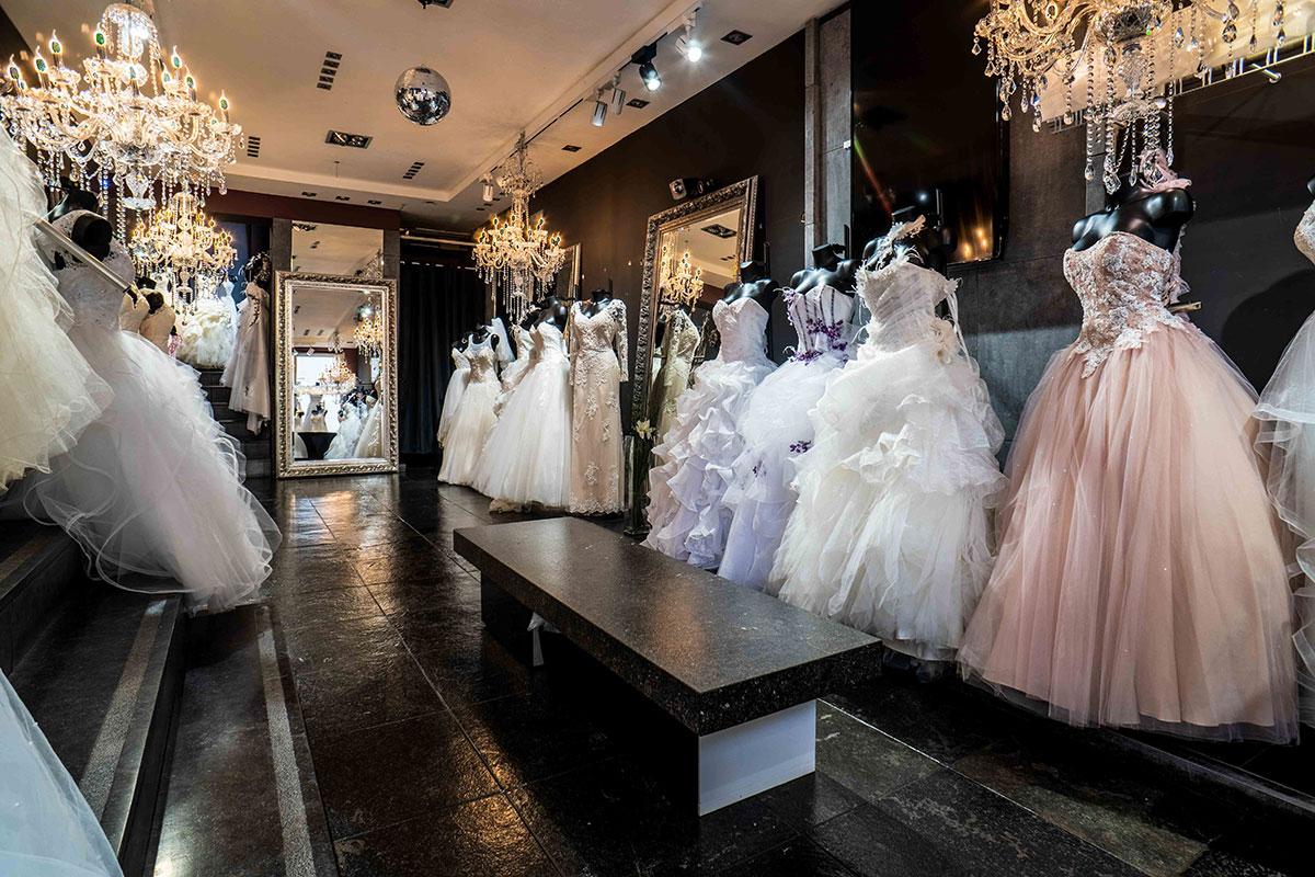 robe de mariée show room
