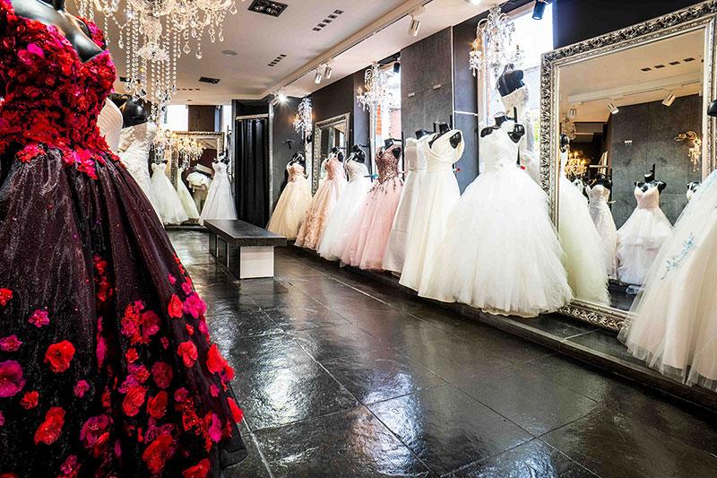 magasin de mariage belgique