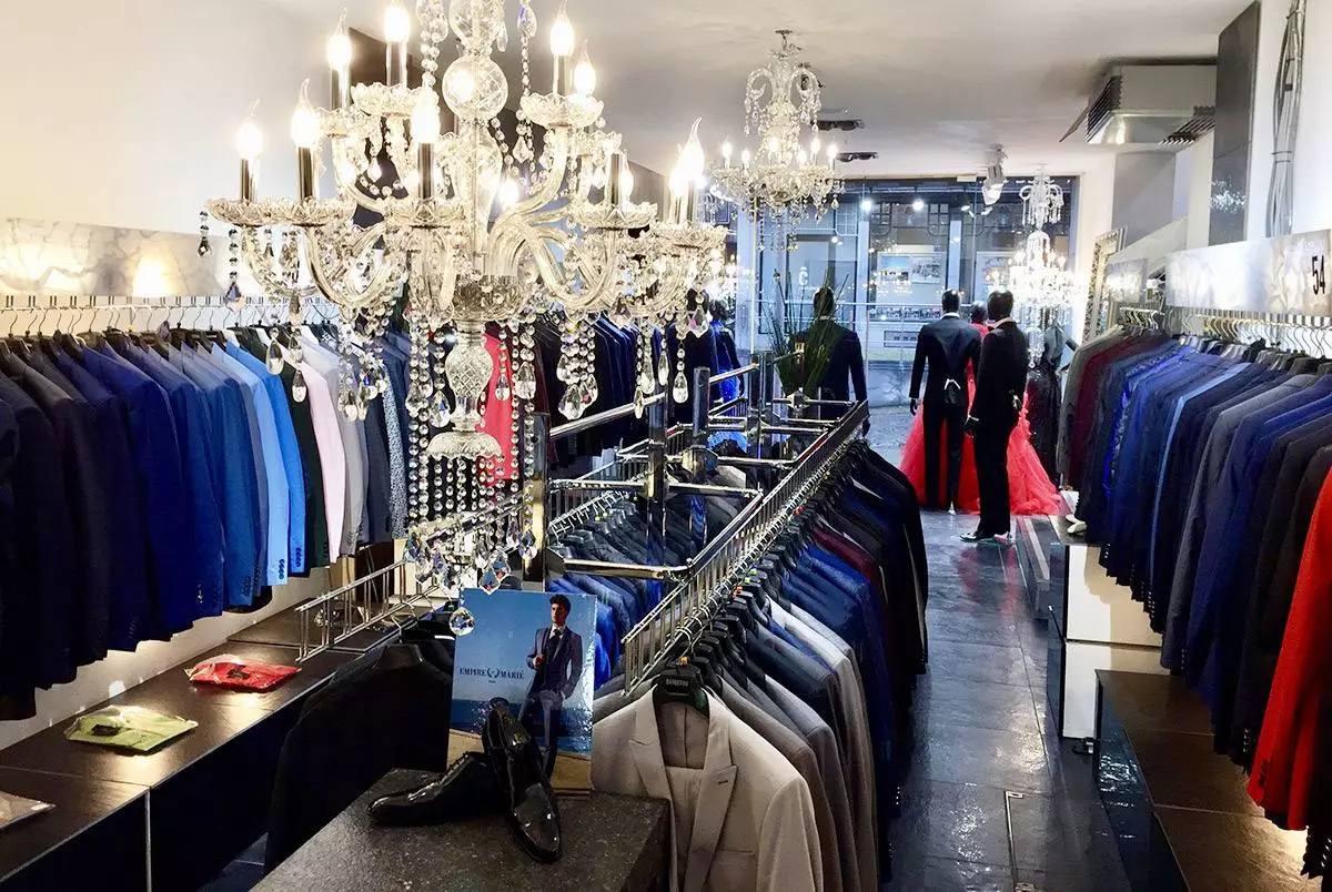 Boutique de mariage en Belgique